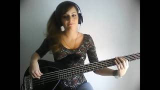 Jamiroquai Time Won't Wait Bass Cover by Marta Altesa